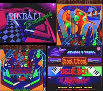 Pinball Dreams - CPC