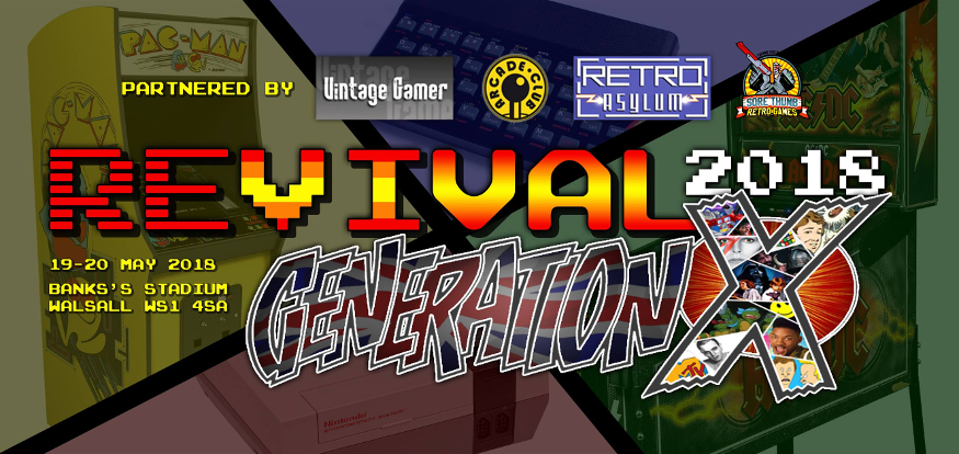Retro Revival GenX Banner